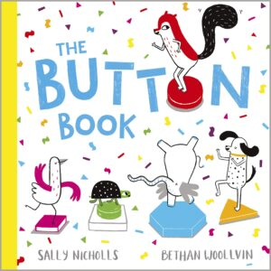 The Button Book front cover