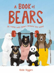 A Book of Bears front cover