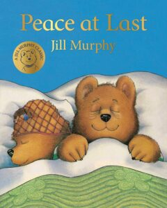 Peace at Last front cover