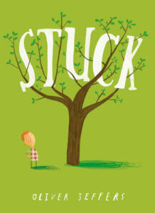 Stuck front cover